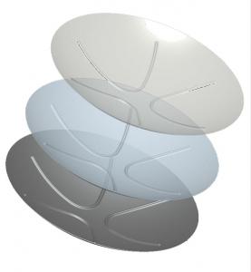 Acufiber 單體振膜