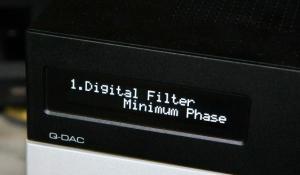 Audiolab Digital filters